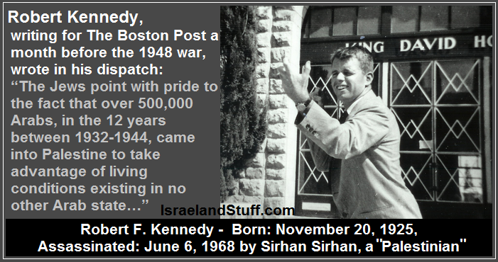 Rfk Grave Quotes: Islamic Terror Attacks On The West